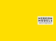 Barva Mission Models - žlutá 30ml