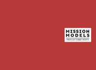Mission Models Paint - Red Oxide German WWII RAL 3009 30ml