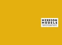 Barva Mission Models - žlutá, Gelb RLM 04 Luftwaffe 2.sv.v. 30ml