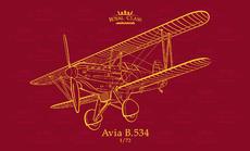 Avia B.534 QUATTRO COMBO 1/72