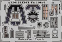 Fw 190A-8/R2  PE-set 1/72