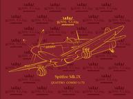 スピットファイア Mk.IX クアトロコンボ 1/72