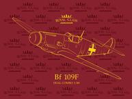 Bf 109F デュアルコンボ 1/48