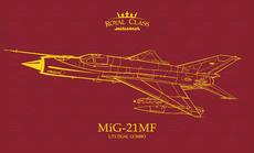 МиГ-21МФ 1/72