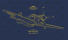 Mustang 1/48