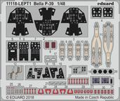 Bella P-39 PE-set 1/48
