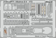 Albatros D.V LEPT 1/72