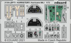 HURRISTORY: Hurricane Mk.I PE-set 1/72