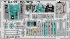 MiG-21PFM PE-set 1/72