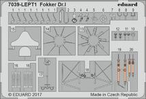 Fokker Dr.I  LEPT 1/72