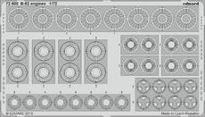 B-52G engines 1/72