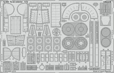 Ту-22 экстерьер 1/72