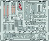 Albatros D.V фототравление 1/48
