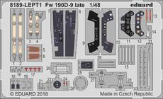 Fw 190D-9 late PE-set 1/48