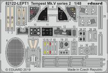 Tempest Mk.V series 2 PE-set 1/48