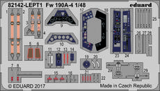Fw 190A-4 PE-set 1/48