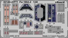 Fw 190A-2 фототравление 1/48