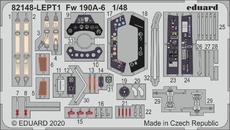 Eduard Accessories big3236/30502000/P de 40B Tomahawk Big de Ed para Trumpeter montar color//modelo surtido