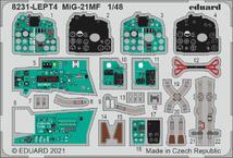 MiG-21MF PE-set 1/48