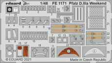 Pfalz D.IIIa Weekend 1/48