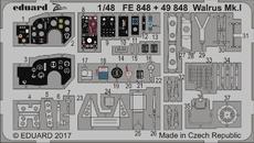 Walrus Mk.I interior 1/48