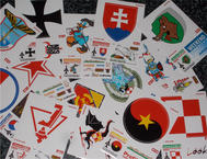 MiG-21MF Sticker Game (1 pc)