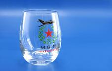 Whiskey sklenice MiG-15
