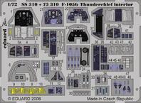 F-105G interior S.A. 1/72