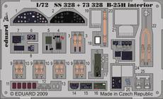 B-25H interiér S.A. 1/72