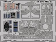 MiG-15 接着剤塗布済 1/72