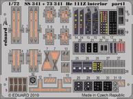 He 111Z интерьер S.A. 1/72