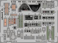 SB2C-4 interior S.A. 1/72
