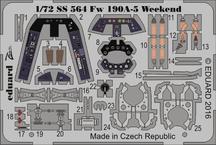Fw 190A-5 ウィークエンド 1/72