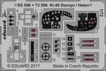 Ki-49  吞龍/ヘレン 1/72