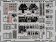 SB2C-5 Helldiver 1/72
