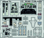 B-52G интерьер 1/72