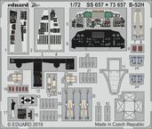 B-52H интерьер 1/72
