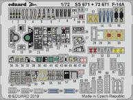 F-14A interior 1/72