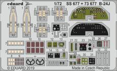 B-24J interior 1/72