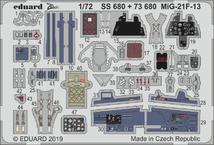МиГ-21Ф-13 1/72