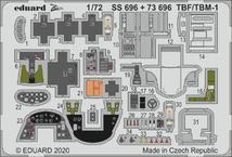 TBF/TBM-1 アヴェンジャー 1/72
