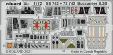 Buccaneer S.2B 1/72
