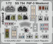 F6F-3 Weekend 1/72