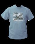 "T-shirt ""Nasi se vraceji"" color / Rezava vrtule (XXXL)"