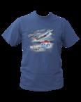 """Triko """"Československé patnáctky"""" (MiG-15) (XXL)"""