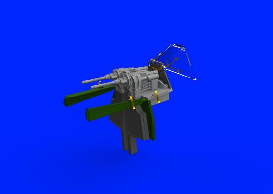 Fw 190D fuselage guns 1/48  - 1