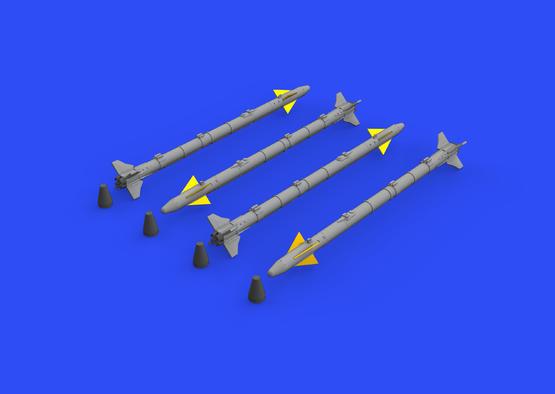 AIM-9X 1/72  - 1