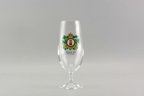 Eduard Mark IX Beer glass - No. 402 Squadron
