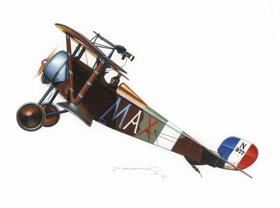 Nieuport Ni-16 1/48