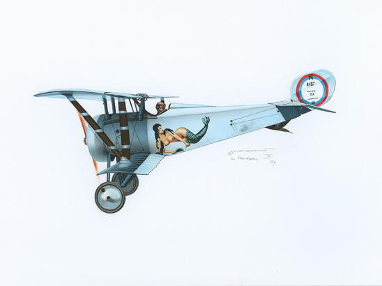 Nieuport Ni-17 / in Russian service 1/48